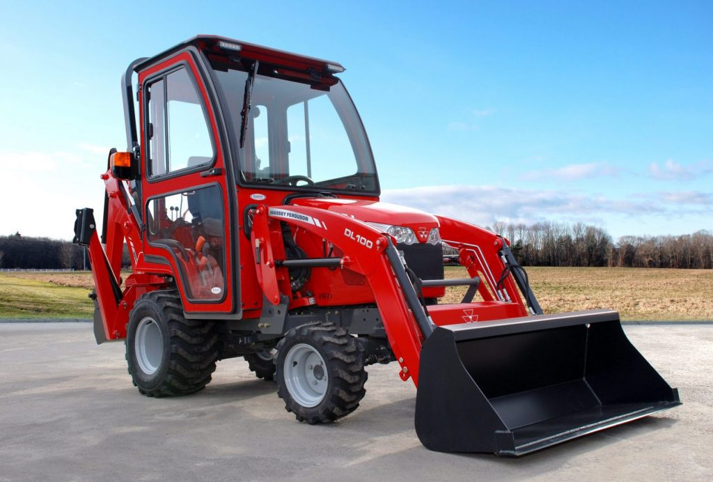 Massey Ferguson Gc1700 Premium Cab Curtis Industries