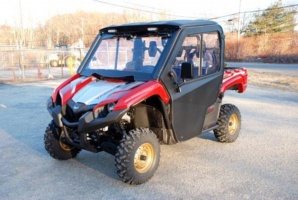 Yanmar Bull Cab