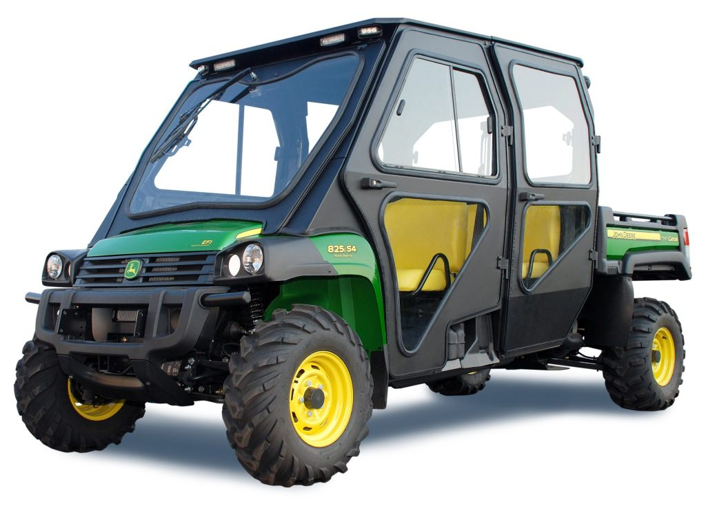 John Deere Gator Xuv All Steel Cab 2013 Curtis Industries