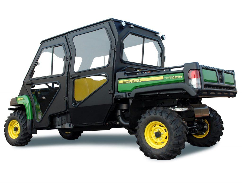 John Deere Gators >> John Deere Gator Xuv All Steel Cab 2013