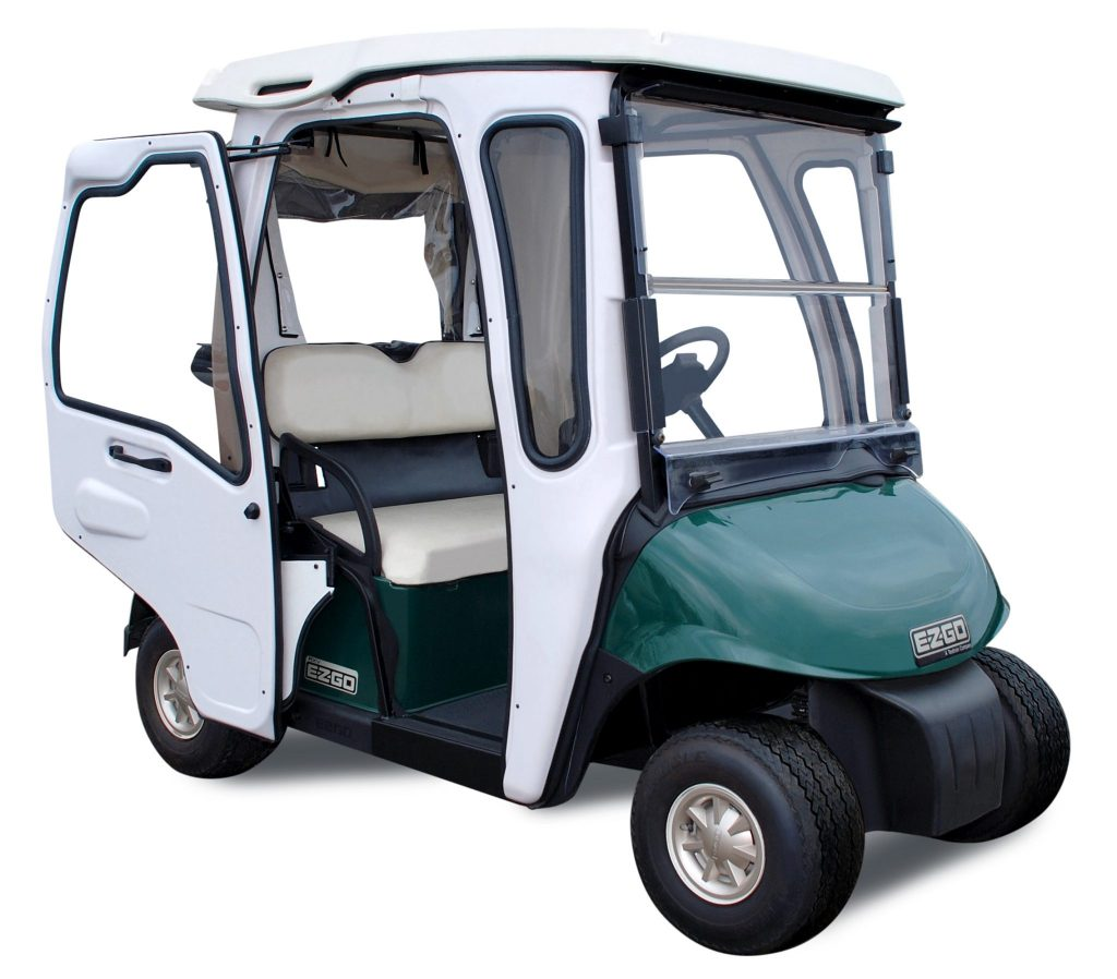 How Much Does A Ez Go Electric Golf Cart Weigh