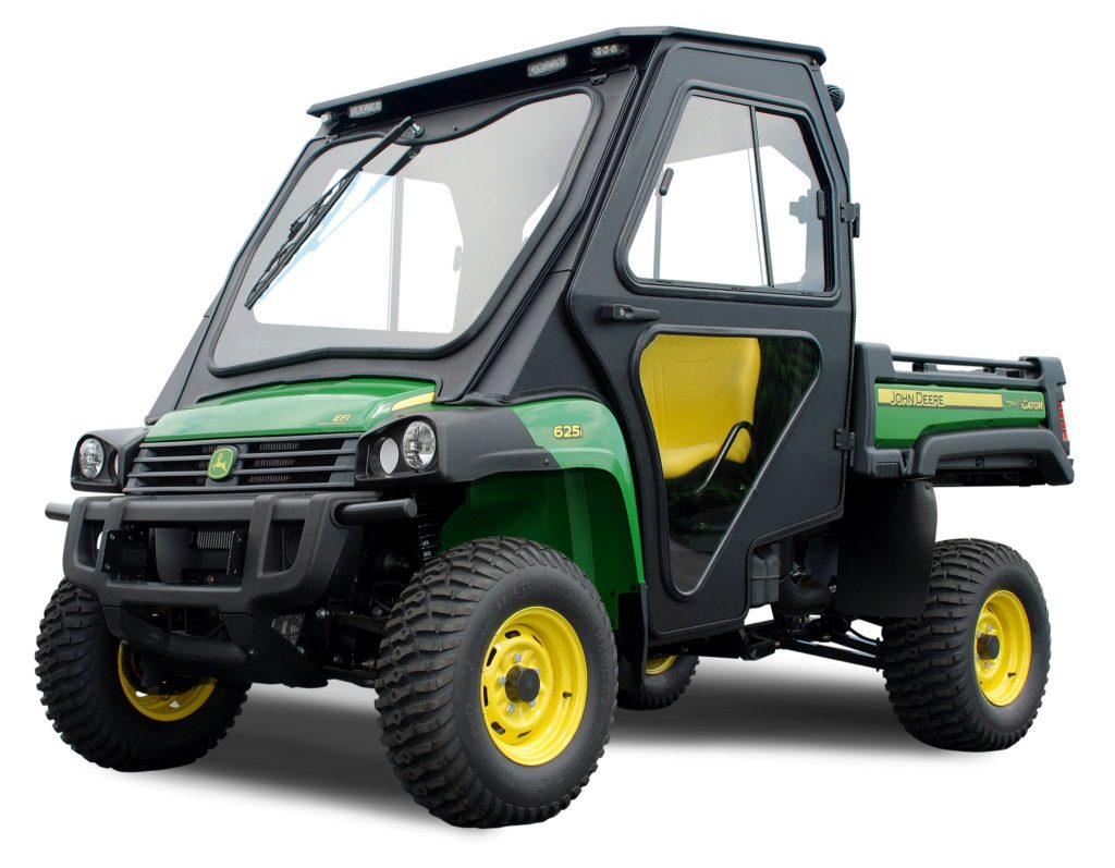 john deere gator hpx xuv all steel cab 2005 curtis. Black Bedroom Furniture Sets. Home Design Ideas