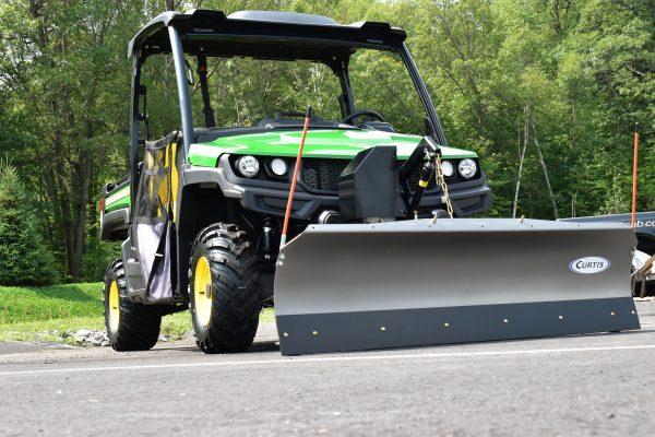 UTV Hydraulic Plow
