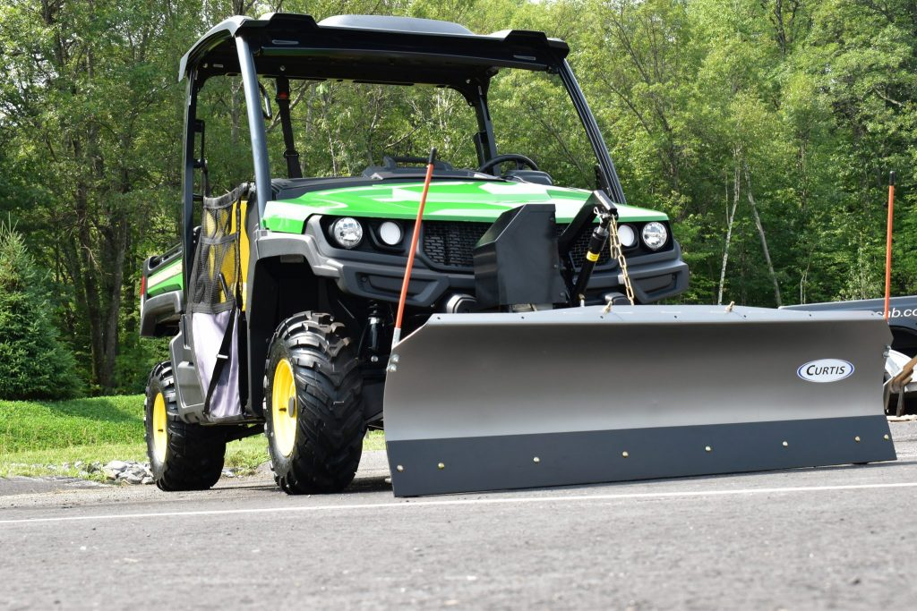 Hydraulic UTV Plow - Curtis Industries