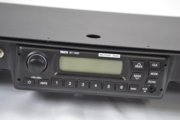 Roof Mount Radio Kit