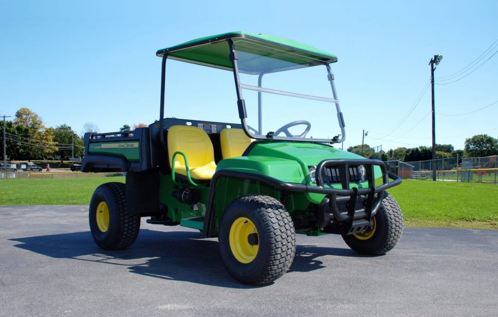 john deere gator ts tx te canopy and optional. Black Bedroom Furniture Sets. Home Design Ideas