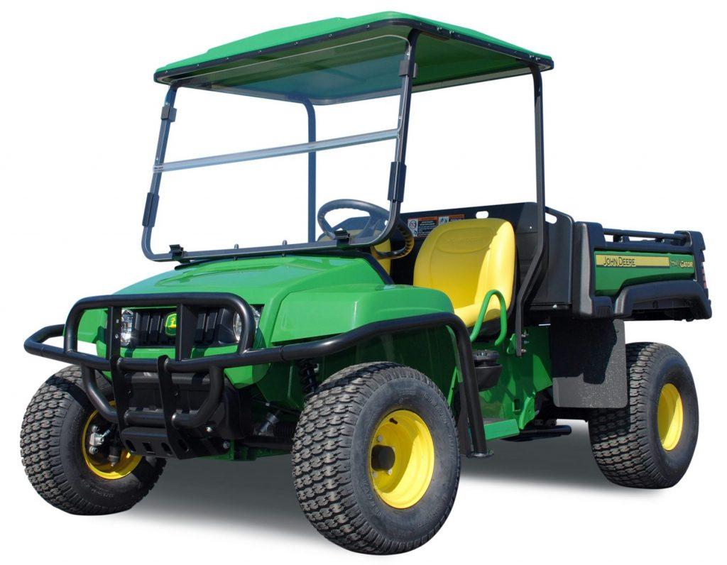 John Deere Gator Prices >> John Deere Gator Ts Tx Te Canopy And Optional Windshield