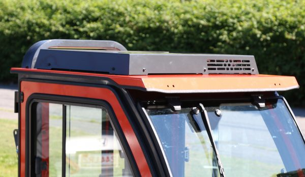 Kubota BX Air Conditioner