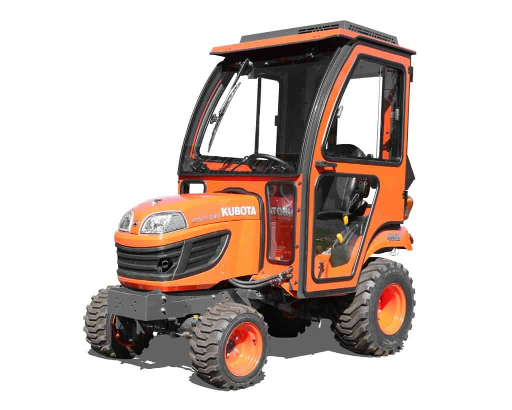 AC For Kubota BX70-1 | BX80 - Curtis Industries