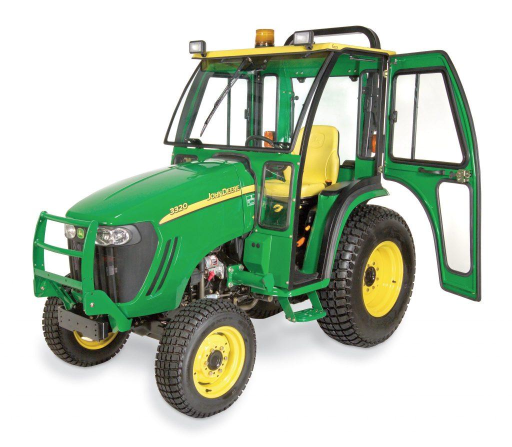 John Deere 3520 | 4210 | 4120 | 4510 Hard-Side Cab