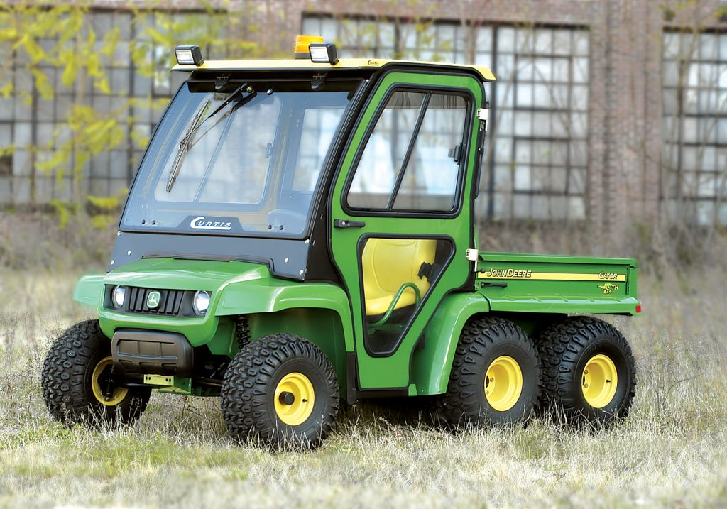 John Deere Side By Side >> John Deere Gator Ts Tx Te Th Series Hard Side Cab