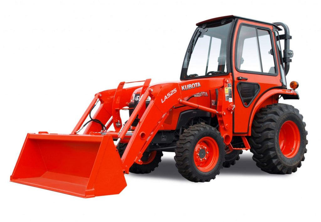 Kubota L3200 | 3800 | 2501 All-Steel Cab