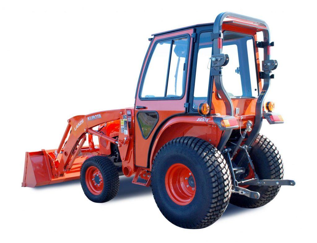 Kubota L2501 | 3301 | 3901 Premium Cab