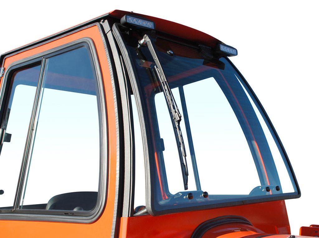 Kubota L3301 3901 Standard Cab Curtis Industries
