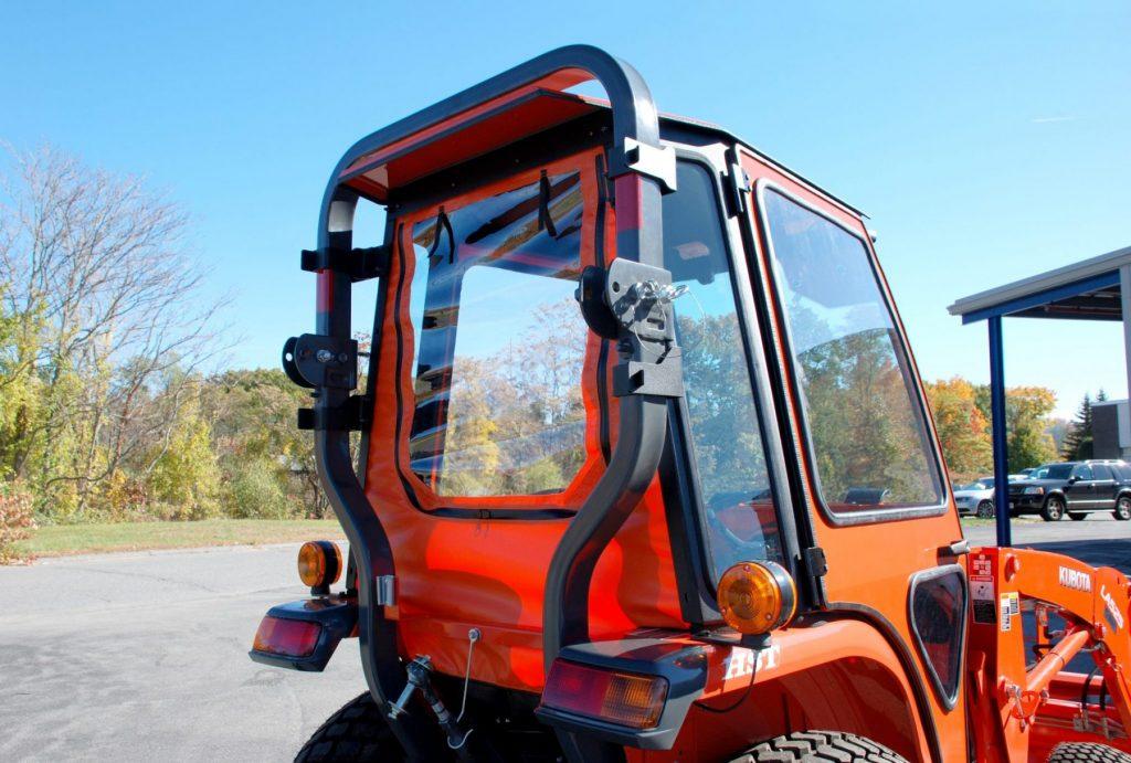 Kubota L2501 | 3301 | 3901 Standard Cab