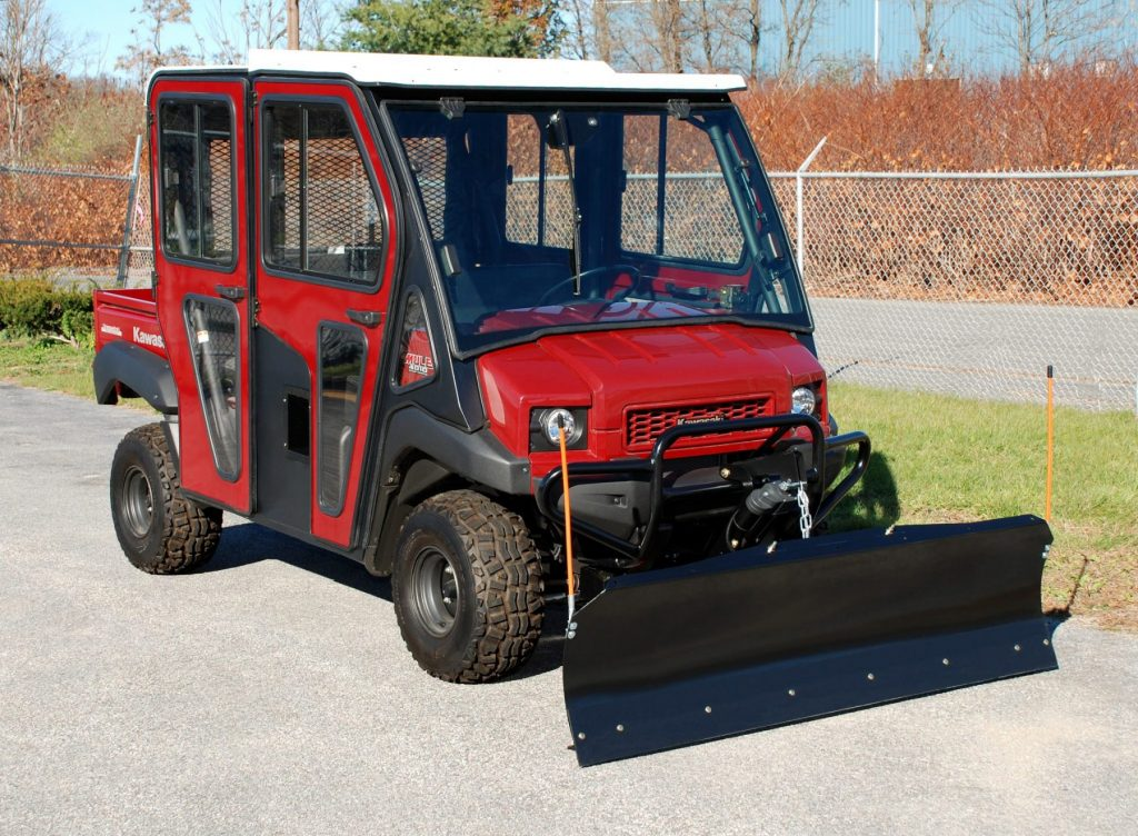 Kawasaki Mule All-Steel Adjustable Plow