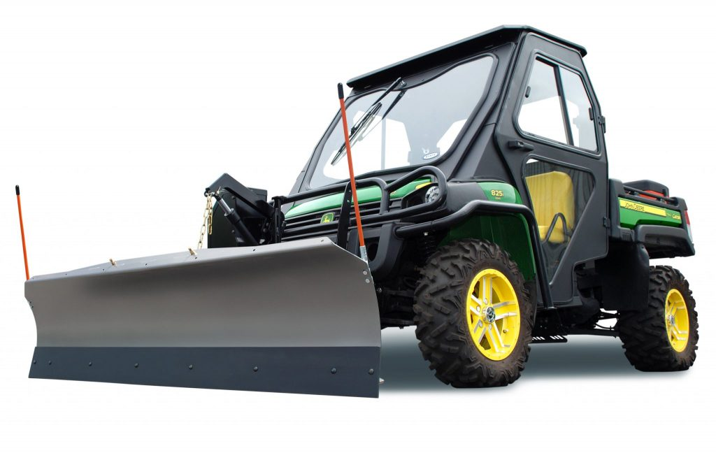 Hydraulic Utv Plow Curtis Industries