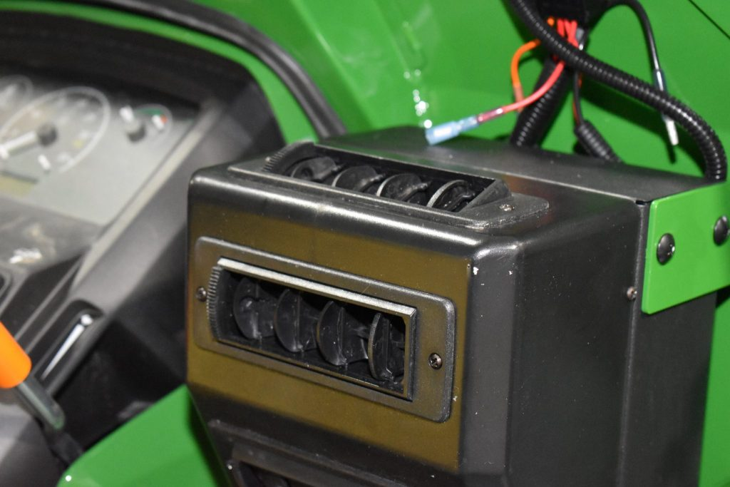 Heater John Deere 3000 and 4000 Series Cab