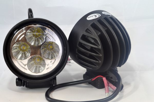 TLB 3 Inch Round Work Light Kit