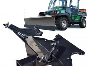 Plow Mount Kit | Club Car XRT 1551