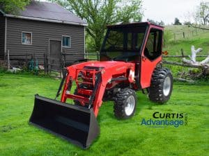 Tractor Cabs Archives - Curtis Industries